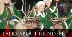 Reindeer talks included in ticket price